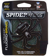 Spiderwire Fluoro-Braid 110m
