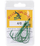 Vision Big Daddy Hook VCS86G, Green Nickel