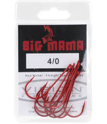 Vision Big Mama Hook VCS86XR, Red Nickel