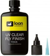 Loon, UV Clear Fly Finish Thick 2 oz.