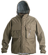 Vision Kura Jacket, Light Brown, kahluutakki