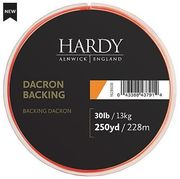 Hardy® Orange Backing 30lb 228m