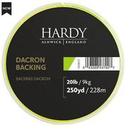Hardy® Lime Green Backing 20lb 228m