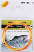 Soldarini Fly Tackle, Tapered Leader