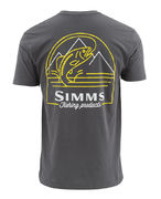 SIMMS Weekend Trout Anvil M , T-paita