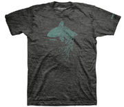 SIMMS Prism Trout Charcoal Heather, L, XL, XXL