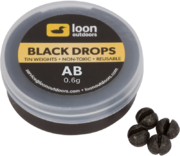 Loon Black Drops, lyijytön painohauli