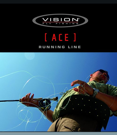 Vision ACE² running line