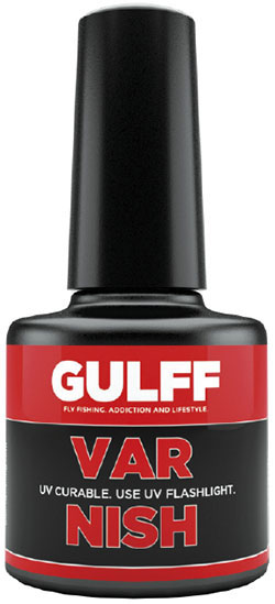 Gulff Varnish clear 15ml