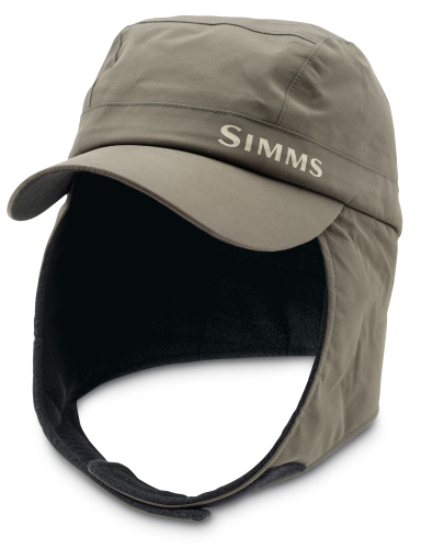 Simms Gore-Tex ExStream Hat Black Olive