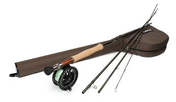 Guideline Kispiox Sea Trout 9'6 #7 Fly Kit, Perhokalastussetti