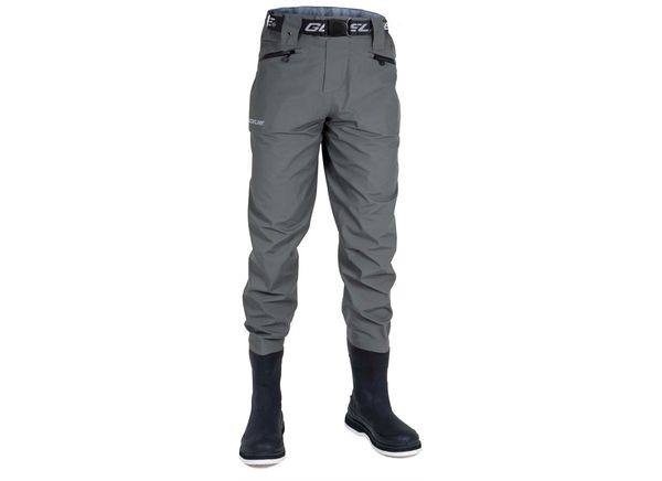 Guideline Diver Sonic Waist Wader Stocking Foot Model