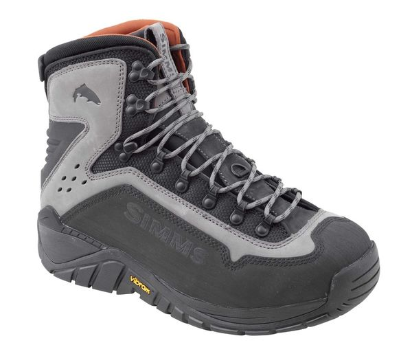 SIMMS, G3 Guide Boot Steel Grey