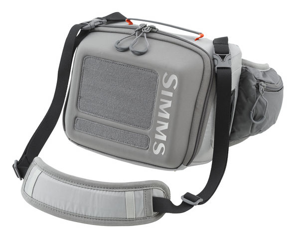 Simms, Waypoints Hip Pack Small Gunmetal