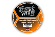 StrikeWire Knotable Steel Leader 40kg