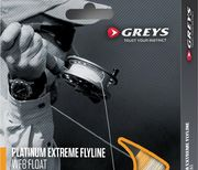 Greys, Platinium Extreme Fly Line, Float