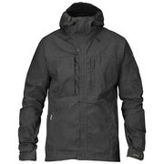 Skogsö Jacket, Dark Grey
