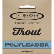 Vision Trout Polyleader 6ft