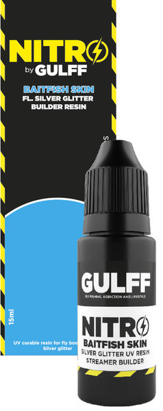 Gulff Nitro Baitfish Skin 15ml