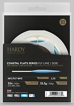 Hardy® Coastal Flats Series IN2 (Fast Inter)