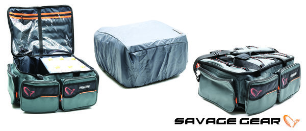 SavaGear System Box Bag XL rasialaukku