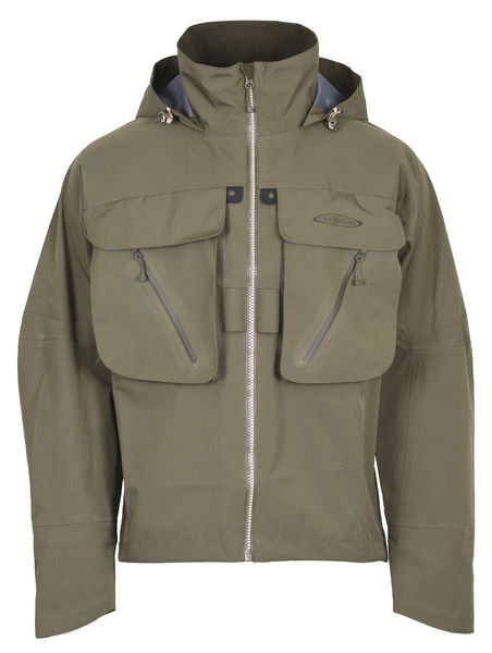 Vision TOOL jacket olive green