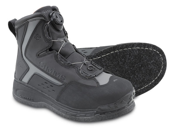 SIMMS, Rivertek 2 BOA Boot Felt