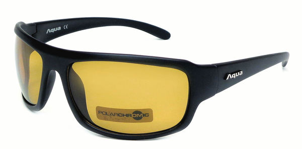 Aqua Pike Black - PH Amber, Polar Chromic