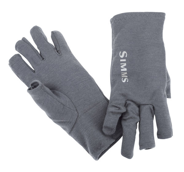 SIMMS Ultra-Wool Core 3-finger Line Carbon