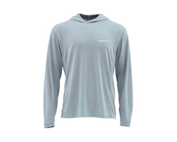 Simms BugStopper Hoody, Grey Blue XL